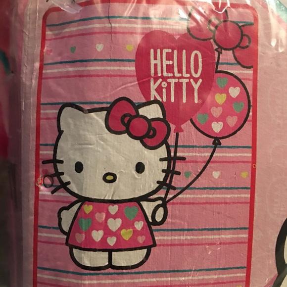 4cdbedd8f Bedding | Hello Kitty Oversize Throw Blanket | Poshmark
